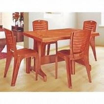 Picture of Nilkamal Dining Table- Ultima